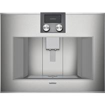 GAGGENAU 400 Series Stainless Built-In Automatic Espresso Machine  - CM450710