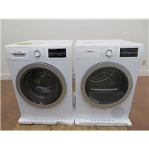 Bosch 500 Series 24 In Front Load Washer and Dryer WAT28401UC / WTG86401UC IMGS