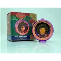 Carlton Magic Ornament 2006 Happy Hendrix Holidays - Jimi Purple Haze - CXOR134P