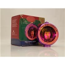Carlton Magic Ornament 2006 Happy Hendrix Holidays - Jimi Purple Haze CXOR134PDB