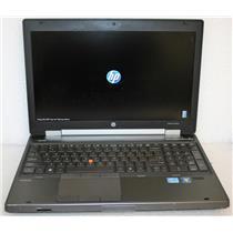 "HP Elitebook 8460W 14"" Core i7 2670M 2.2GHz 8GB 500GB AMD Radeon HD 6770M Laptop"