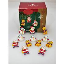 Carlton Ornaments 2006 Merry Minis - Set of 12 Miniatures - #CXOR164N-SDB