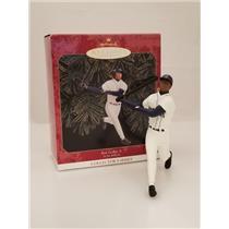 Hallmark Series Ornament 1999 At The Ballpark #4 - Ken Griffey Jr - #QXI4037