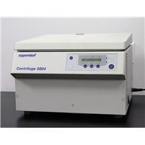 Eppendorf 5804 Benchtop Centrifuge High-Speed 14000 RPM