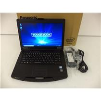 "Panasonic CF-54G2999VM Toughbook 54 Lite -14""- i5-7300U 2.6GHZ 8GB 500GB W10P"