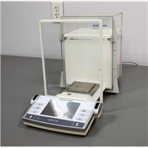 Mettler Toledo AX205DR Analytical Balance AX205 DeltaRange w/ Power Supply