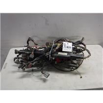 2010 - 2013 DODGE RAM 3500 LARAMIE MEGA CAB 4X4 MANUAL CAB WIRING HARNESS OEM
