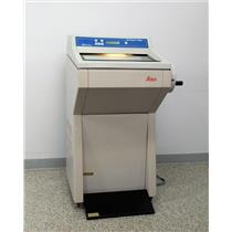 Functional Reichert-Jung Cryocut 1800 Cryostat w/ Specimen Mounts & Warranty