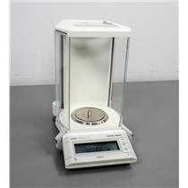 Mettler Toledo AG285 Analytical Balance Digital Scale Dual-Range w/ Power Supply
