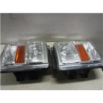 2008 - 2010 FORD F350 F250 F450 OEM HEAD LIGHTS LEFT RIGHT OEM