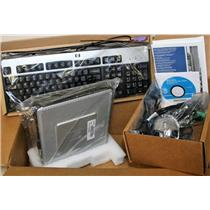 HP t5730w Thin Client NZ489AA#ABA 2GB Flash 1GB RAM AMD S2100+ WES 2009 Open Box