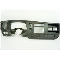 08-15 Chevrolet Expess Van Savana Dash Surround Bezel Vents 12V Tow Info switch