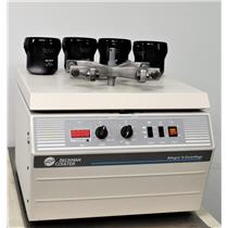 Beckman Coulter Allegra 6 Benchtop Centrifuge with Rotor GH 3.8 and Buckets