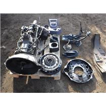 1995 - 2002 DODGE 5.9 CUMMINS NV4500 MANUAL 4X4 TRANSMISSION CONVERSION SWAP