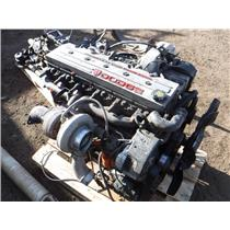 1998-2002 DODGE 5.9 CUMMINS DIESEL ENGINE COMPLETE 168K MILES NOT A 53 BLOCK