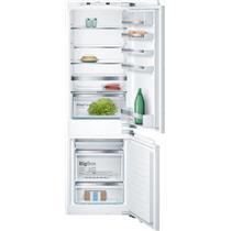 "Bosch 800 Series 24"" 9.6 Wi-Fi Connected Custom Panel Bottom Freezer B09IB9021181NSP (sold)"