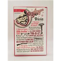 American Greetings A Christmas Story Trivia Boxed Cards - 12 Cards - #36730