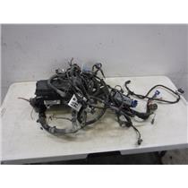 1999 - 2002 DODGE 5.9 CUMMINS 24V ENGINE COMPARTMENT WIRING FUSE BOX OEM