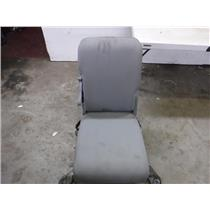 1999 - 2007 FORD F350 F250 GREY CLOTH CENTER JUMP SEAT CONSOLE
