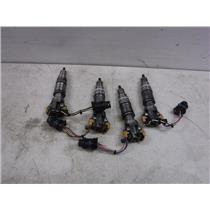 2003 - 2007 FORD 6.0 DIESEL INJECTORS (4) SOLD AS CORE ONLY