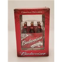 Kurt S. Adler Ornament 2012 Budweiser 6 Pack Bottled Beer - #570839-DB