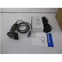Motorola LS2208-7AZR0100DR Barcode Scanner Symbol LS2208 - RS-232 Kit, 1D Laser