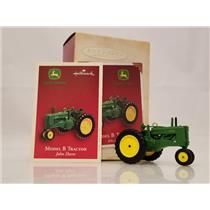 Hallmark Keepsake Ornament 2005 Model B Tractor - John Deere - #QXI6245