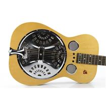 Dobro Model 45 Resonator Guitar with Tweed Soft Bag Bruce Kulick Kiss #34473