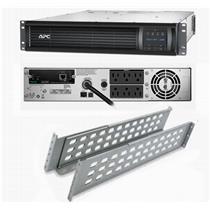 APC SMT1500R2X180 Smart-UPS Power Buckup LCD 1500VA 120V SMT1500RM2U AP9630 NMC