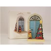 Hallmark Series Ornament 2010 Doorways Around the World #4 - Italy - #QX8443