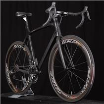 Used 2012 Look 695  Size Large or 55 Carbon Di2 Road Bike with zipp 404's