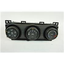2012-2014 Subaru Impreza Climate Temperature Control Unit with Rear Defrost