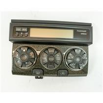 2005 Toyota 4Runner Auto Climate Temperature Control Unit Dual Zone Clock