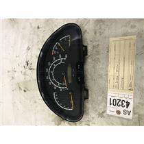 2002-2006 Dodge Mercedes Sprinter gauge cluster Part# A002 446 6821 as43201
