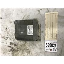 2011-2013 Ford F350 F450 6.7L transmission control module  tcm as43089