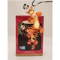 Hallmark Ornament 1999 Tigger Plays Soccer - Disney's Winnie the Pooh - #QXD4119