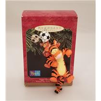 Hallmark Ornament 1999 Tigger Plays Soccer - Disney's Winnie the Pooh XD4119-SDB