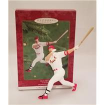 Hallmark Series Ornament 2000 At The Ballpark #5 - Mark McGwire - #QXI5361