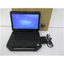 """Dell 0P0HG Latitude 5414 Rugged - 14"""" - Core i5-6300U 2.4GHZ 4GB 500GB W7P64"""