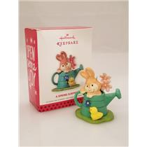 Hallmark Keepsake Spring Ornament 2013 A Spring Surprise - #QHG5626-DB