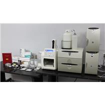 Dionex ICS-3000 Ion Chromatography Autosampler Detector Pump Eluent AS DC DP EG
