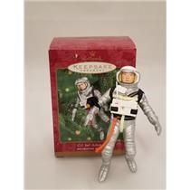 Hallmark Keepsake Ornament 2000 G.I. Joe Action Pilot - #QX6734-SDB