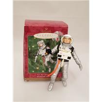 Hallmark Keepsake Ornament 2000 G.I. Joe Action Pilot - #QX6734-DB