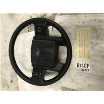 2011-2013 Ford F350 6.7L powerstroke Lariat steering wheel tag as43149