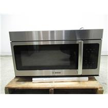 "Bosch 300 30"" 300 CFM Ventilation Over-the-Range Microwave Oven HMV3053U(14)"