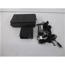 Dell PROJ-M318WL WXGA DLP Projector, 500 Lumens, Black