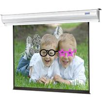 Da-Lite 88322 Contour Electric Motorized 70x70 Square Projection Screen #32344