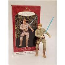 Hallmark Keepsake Series Ornament 1997 Star Wars #1 - Luke Skywalker - #QXI5484