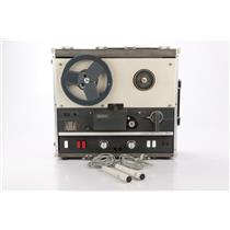 Sony 500 A Stereo Tapecorder Reel to Reel Tape Recorder TC-500A QOTSA #34339