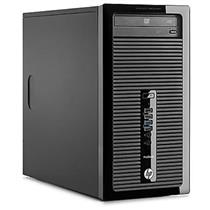 HP ProDesk 400 G1 Microtower 1TB, Intel Core i3 4th Gen., 3.7GHz, 8GB Ram